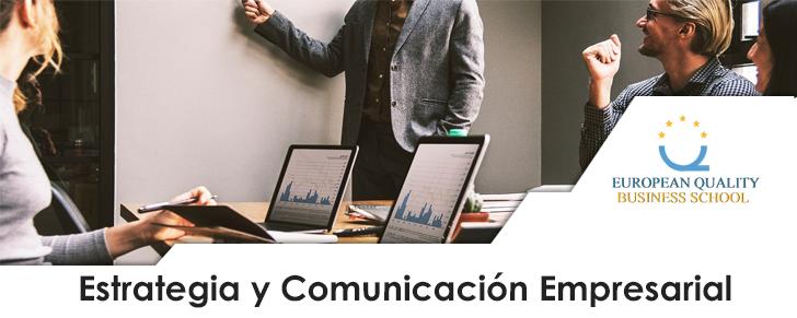 Estrategia y Comunicación Empresarial