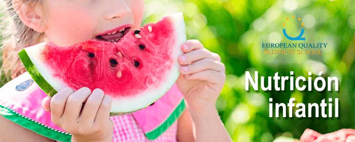 nutrición pediatrica
